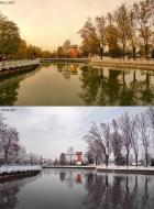 Kentpark; Sonbahar & Kış