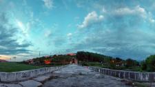 Justinyanos Köprüsü- Panorama
