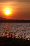 Sapanca'da gün batımı