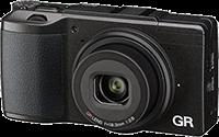 Ricoh GR II Kompakt Kamera