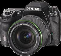 Pentax K-5 II Dijital SLR